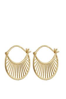 Pernille Corydon - Daylight Earring Gold