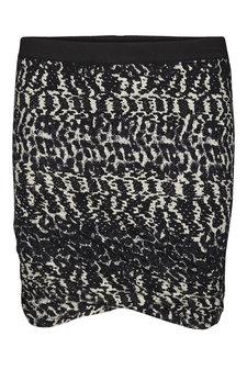 Second Female - Mugly Skirt Black/white