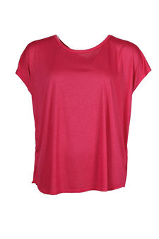 Isay - Nugga Viscose T-shirt Warm Pink
