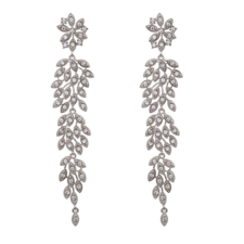 Lily and Rose - Laurel Earrings Crystal