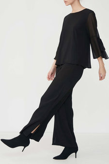 Isay - Reem New Pant Black