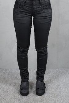 Pulz - Sila Skinny Pant Black