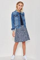 Denim Hunter - Agnes Skirt Dress Blue