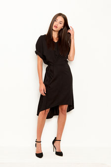Vintage by Fé - Lauren Dress Black