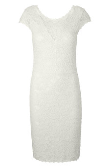 Rosemunde - Dress Lace Ivory