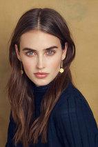 Pernille Corydon - Dayglow Earhooks Gold