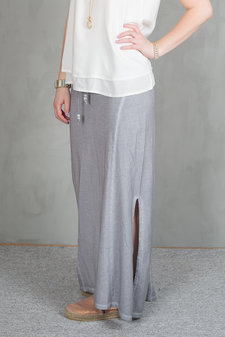 Circle of Trust - Lena Skirt Grey Blush