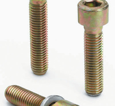 M6x25 mm Attatchment screws