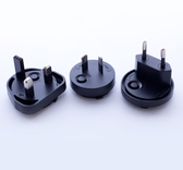 Omega Scanner Power Adapter International Plugs