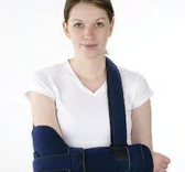High arm sling