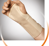 Wrist support with aluminum splint, SPORLASTIC