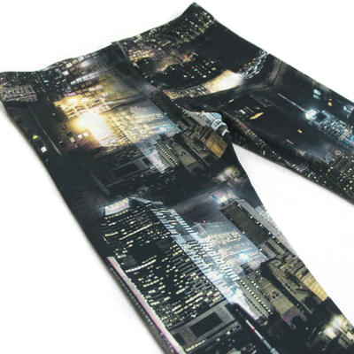 Leggings, Digital City