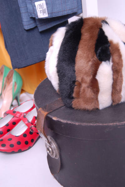 Basque Hat, Look at me