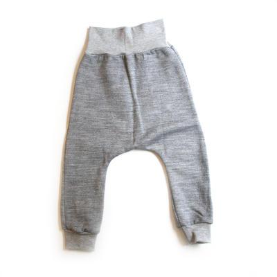 Harem Trousers, Grey Jogging