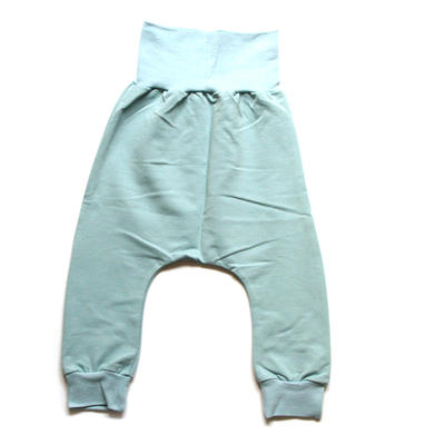 Harem Trousers, Blue thin Jogging