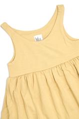 Klänning Sommar, gul