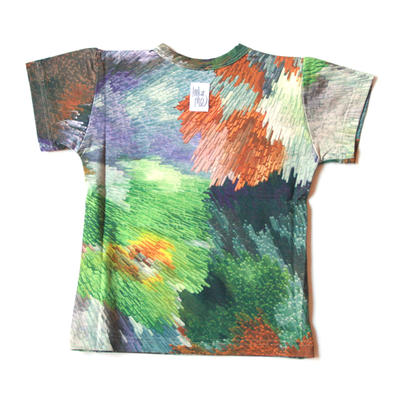 T-shirt, Cubic Digital print