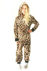 Onesie/Overall, giraff