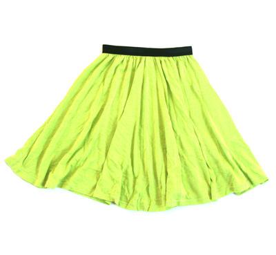 Skirt , Green