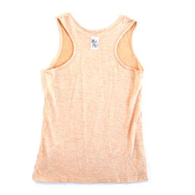 Wrestler Shirt, Pale orange