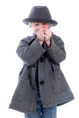 Jacka' The Coat' i ull