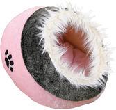 Minou cuddly cave pink