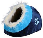 Minou cuddly cave blå