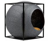 Le Cube Dark Grey - Meyou Paris