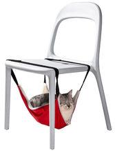 Cat hammock origami