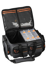 Savage Gear System Box Bag XL 3 Boxes - Waterproof cover 25x67x46cm