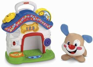 Fisher Price Puppy`s Playhouse