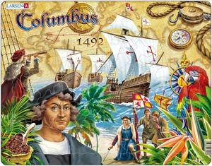 Pussel Columbus