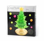 Kristallpussel julgran