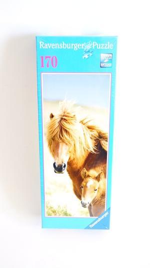 Ravensburger pussel hästar 170 bitar