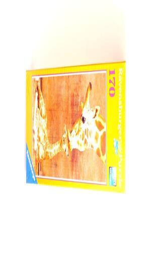 Ravensburger pussel giraffer 170 bitar