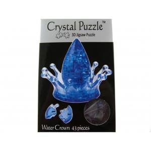 Kristallpussel krona