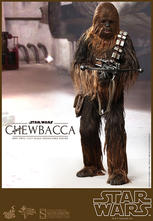 Hot Toys  - Chewbacca Sixth Scale Figure
