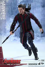 Avengers Age of Ultron - Hawkeye 1/6 Figure Hot Toys