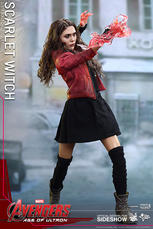 Hot Toys - Scarlet Witch Sixth Scale Figure