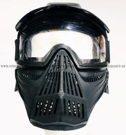 Tactical Gear Full Face Mask, BK