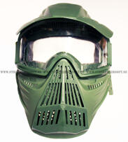Tactical Gear Full Face Mask, OD