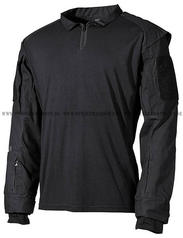 US Tactical Shirt, Black.
