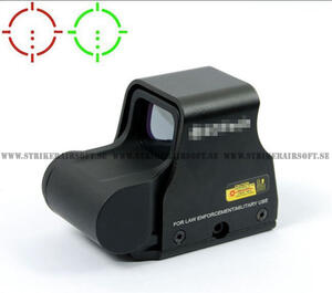 XS-2 Red & Green Mil-Dot Scope