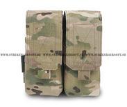 Warrior M4 Double pouch, MC