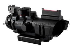 4X32 Scope Illuminated Red/Green/Blue Reticle