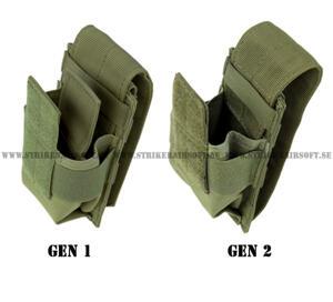 Condor Double M14 Mag Pouch, Gen 2. MC