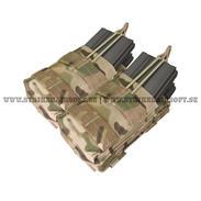 Condor Double Stacker M4/M16 Mag Pouch, MC