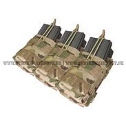 Condor Triple Stacker M4/M16 Mag Pouch, MC