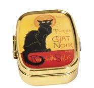 Pillerburk med spegel Chat Noir