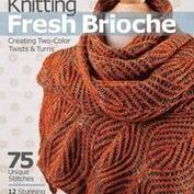 Knitting fresh brioche av Nancy marchant